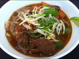 Spicy Vietnamese Braised Pork Ribs