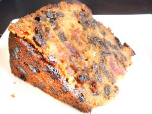Rich Homemade Fruit Cake