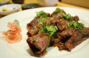 German Style Beef Rolls