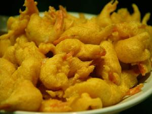 Batter Fried Shrimp