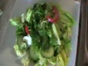 Fast Greek Salad
