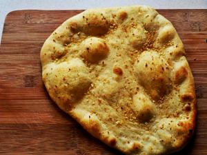 Naan Bread - Featuring Sweet Cumin Cookery School