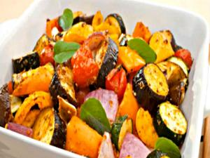 Easy Cook Along Ratatouille