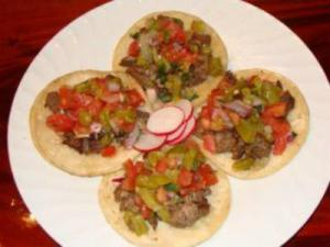 Part 2 - Carne Asada Tacos with Cactus (Nopales) Salad and Watermelon Mojito (Cooking with Carolyn)