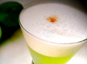 Exotic Pisco Sour