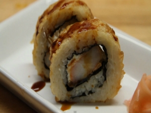 How to Make Sushi - Shrimp Double Tempura Rolls