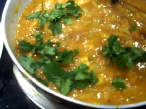 Shrimp (Jhinga) Curry / Jhinga Curry - Indian Food