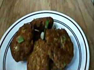 Salmon Croquettes - Cooking Live