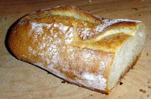 French Bread With Cake Flour
