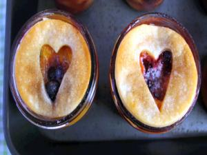 Very Berry Peach Pies