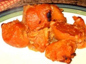 Orange-Glazed Sweet Potatoes