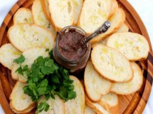 Black Bean Spread