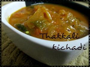 Thakkali Kichadi