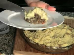 Vegan Shepherd's Pie - Part 2: Finalizing and Serving
