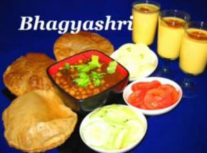 Punjabi Chhole Bhature