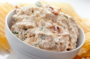 Bacon and Onion Dip
