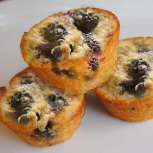 Berry Special Muffins