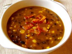 Bean  And Grain  Soup