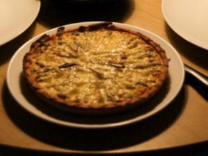 Asparagus Flan