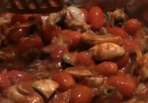 Paleo Chicken and Mushroom Stew