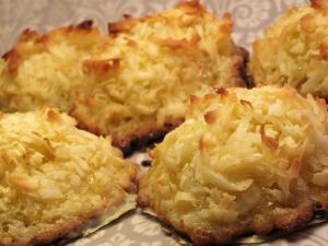 Coconut Flake Macaroons