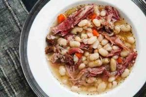 German Sweet-Sour Beans
