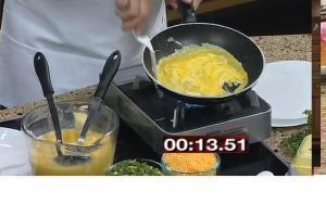 World's Fastest Omelet Maker