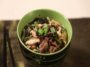 Cathlyn's Korean Kitchen Episode 10: World of Korean Soups featuring Kooksu Jeongol