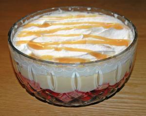 Caramel Trifles
