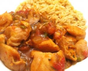 Creole Chicken Stew
