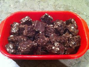 Raw Vegan Chocolate Part 3