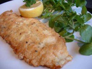 Baked Or Pan-Fried Fish