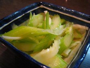 Stewed Celery