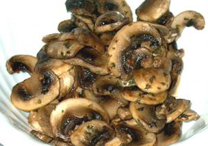 Sauteed Mushrooms