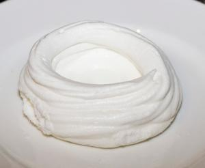Perfect Meringue, Basic Recipe