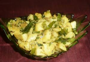 Stir Fried Idli