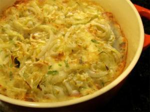 Scalloped Onions