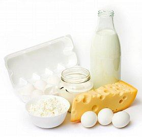 Dairy products are rich in Nucleic Acid