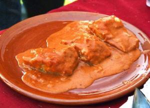 Bacalao Veracruz