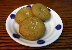 Sesame Seed Anise Cookies