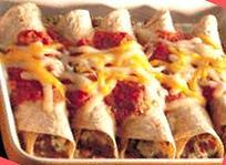 Enchilada Vegetarian