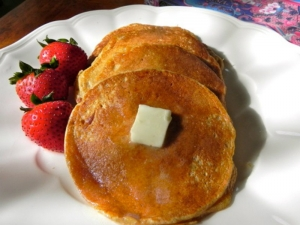 How to Make All Natural Homemade Pancakes