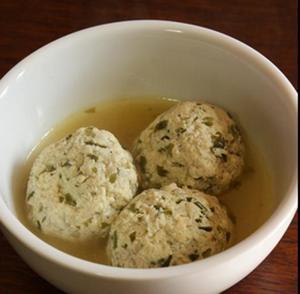 Potato Dumplings Using Matzo Meal
