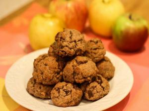 Gluten Free Raisin Walnut Cookie