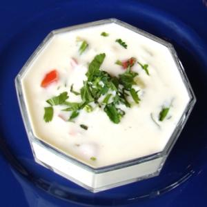 GRAPES AND WALNUT RAITA
