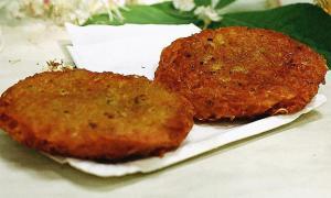 Gluten-Free Potato Pancakes