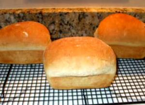 Quick-Bake Bread