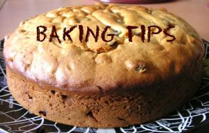 Baking Tips From Chefs