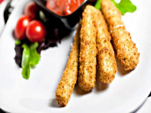 Vegan Cheese Sticks