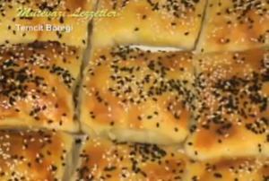 Turkish Temcit Böreği